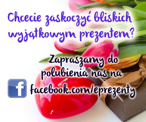 ePrezenty na Facebook