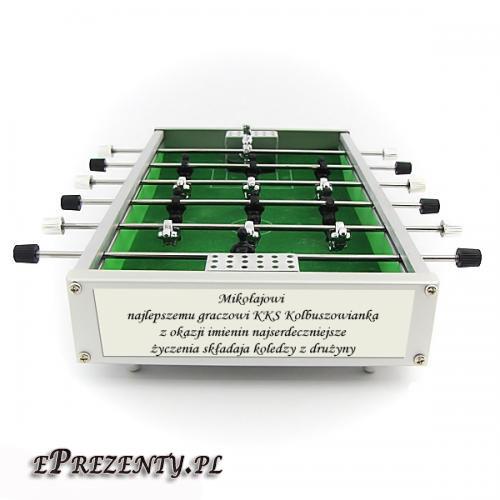 Gra piłkarzyki - Pomysł na prezent na 18stke