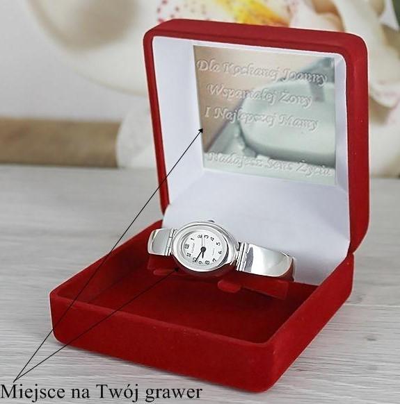 zegarek dla narzeczonej