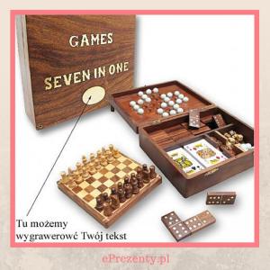 Zestaw gier - prezent urodzinowy