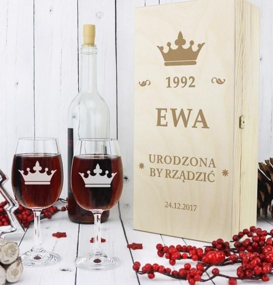 prezent wino