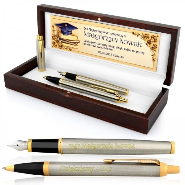 długopis z grawerem