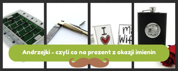 Andrzejki, święto wszystkich Andrzejów – czyli co na prezent z okazji imienin