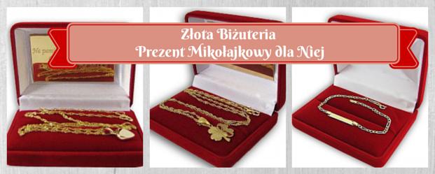 Biżuteria – prezent mikołajkowy dla eleganckiej kobiety