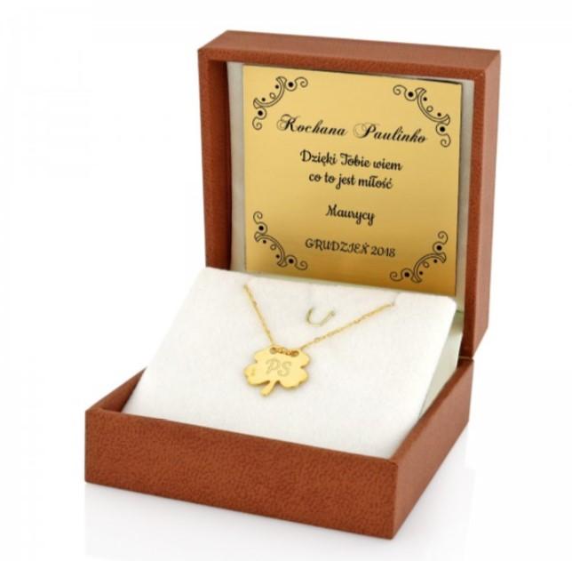 złota bransoletka celebrytka pozłacana