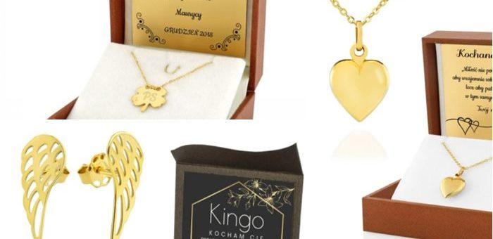 Biżuteria – prezent mikołajkowy dla kobiety