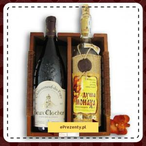 Stojak na wina - pomysł na prezent dla konesera wina