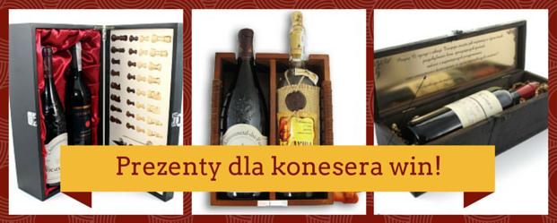 Pomysły na prezent świąteczny dla konesera wina