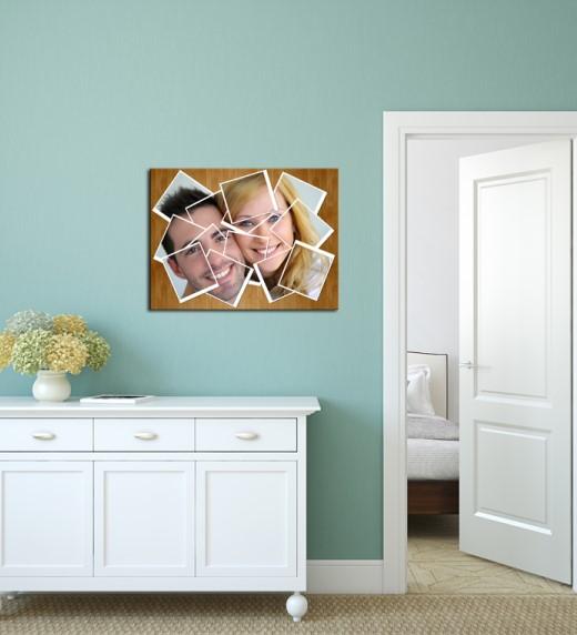 fotoobraz polaroid
