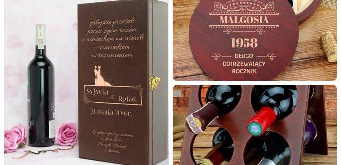 Pomysły na prezent dla konesera wina
