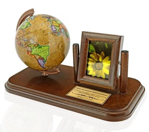 ramka na biurko na prezent