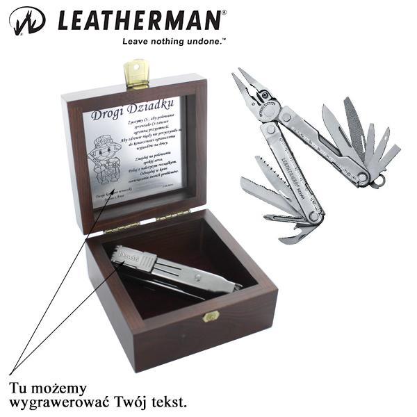 Narzędzie wielofunkcyjne Leatherman