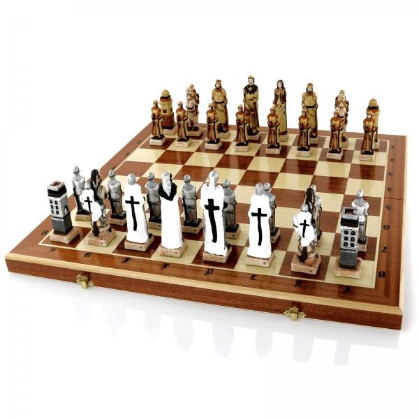 Spersonalizowane szachy na prezent dla dziadka