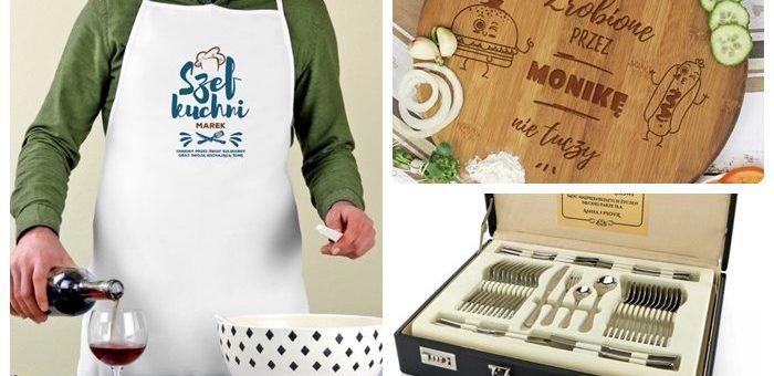 Akcesoria kuchenne jako pomysł na prezent