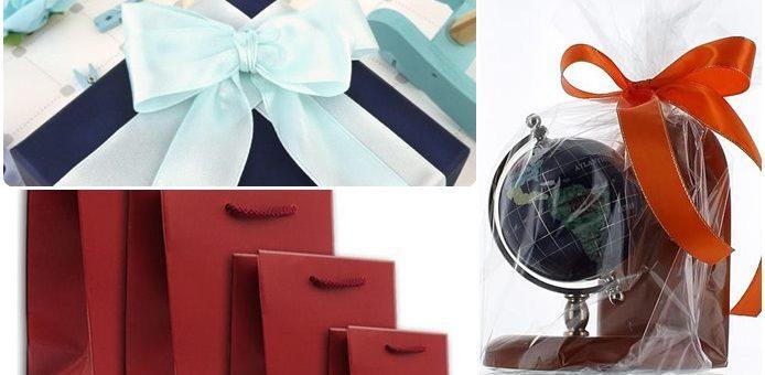 Opakowania na prezenty – w co zapakować prezent?
