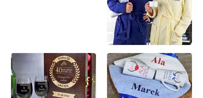 Prezenty z okazji rocznicy ślubu – wybieramy prezent na rocznicę