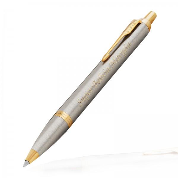 długopis Parker z grawerem na prezent dla babci