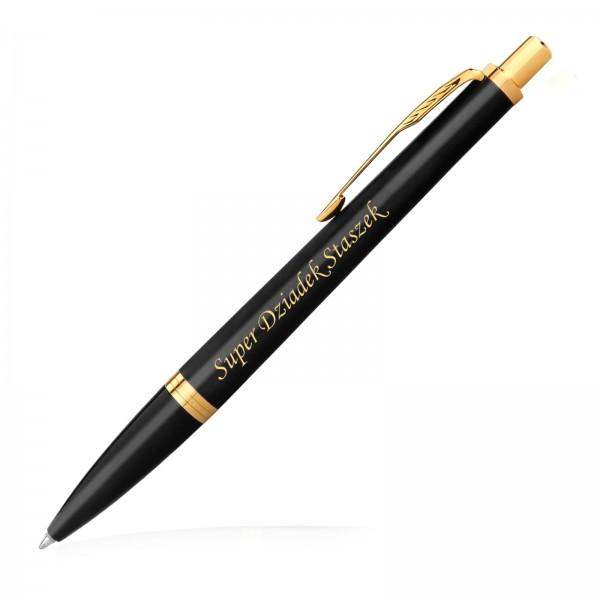 długopis Parker z grawerem na prezent dla dziadka