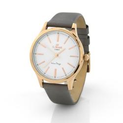 Zegarek Gino Rossi na skórzanym pasku