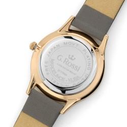 Tył zegarka z grawerem osobistej dedykacji