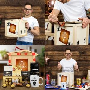 box prezentowy dla kawosza