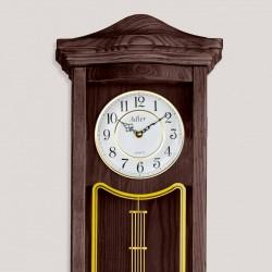 prezent dla księdza drewniany zegar