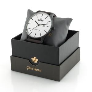 Zegarek męski w oryginalnym pudełeczku gino rossi