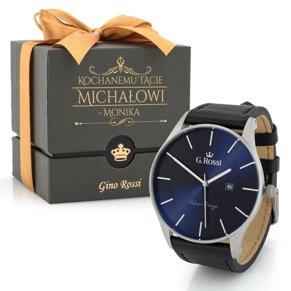 zegarek gino rossi z grawerem