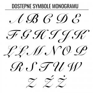 symbole monogramu