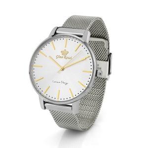 zegarek gino rossi srebrny