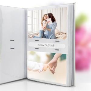 biały album na zdjęcia