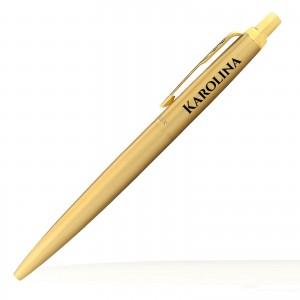 długopis parker gold z grawerem imienia
