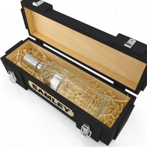 pomysłowy prezent skrzynka na alkohol