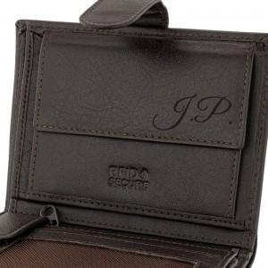 portfel męski z grawerem inicjałów
