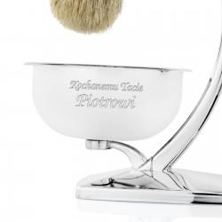 elegancki zestaw do golenia z grawerem na prezent