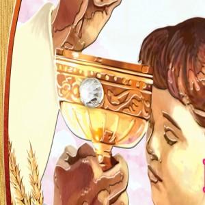 obrazek z kryształkiem swarovskiego
