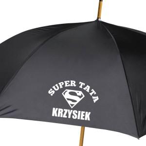 parasol z nadrukiem dla taty