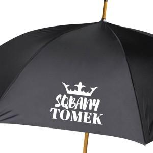 parasol z nadrukiem dla niego na prezent
