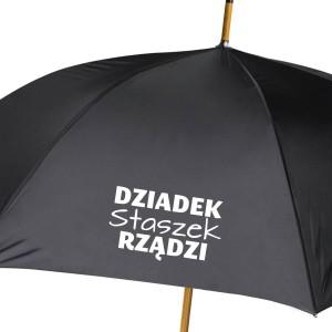 parasol z nadrukiem dla dziadka na prezent