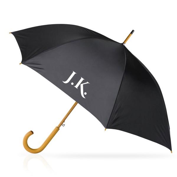parasol z nadrukiem personalizacji