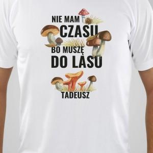 koszulka na prezent ze spersonalizowanym nadrukiem dla niego