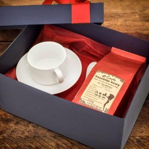 pomysł na prezent dla pracownika filiżanka z kawą