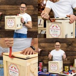 instrukcja otwierania boxa z prezentami