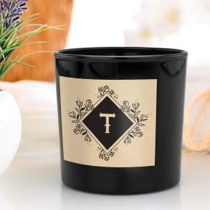 elegancka świeca zapachowa na prezent