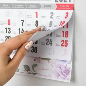 kalendarium na 2021 rok z personalizacją