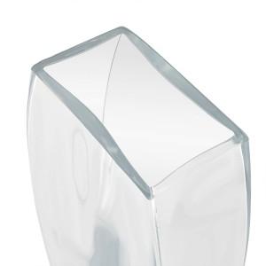 wazon ręcznie robiony ze szkła