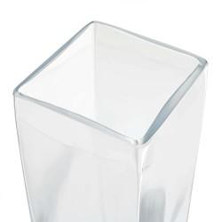 wazon szklany na kwiaty