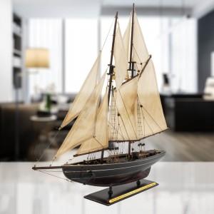 replika okrętu żaglowego bluenose