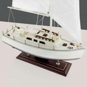 luksusowy jacht morski żaglowy
