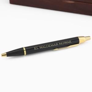 długopis z grawerem dla księdza